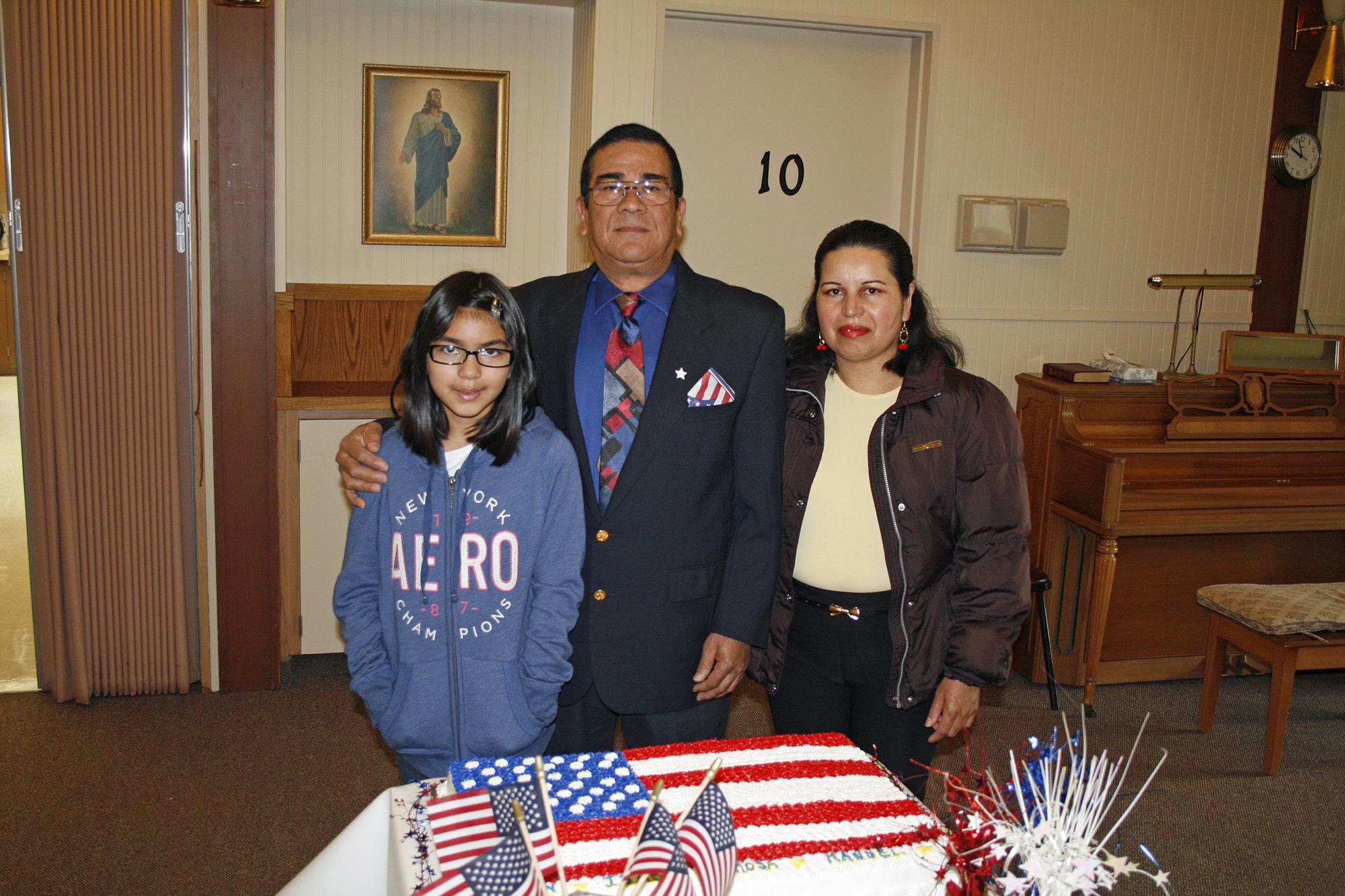 Celebrating citizenship