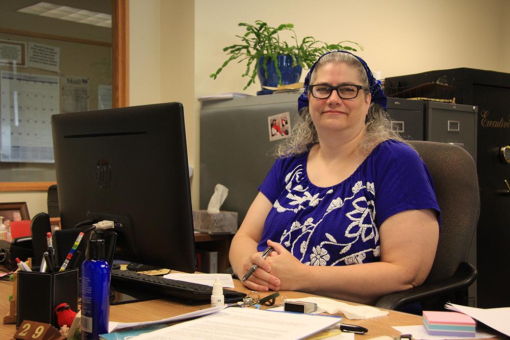 Angel Miller, Administrative Assistant